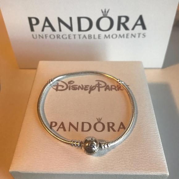 Disney Parks Pandora Wonderful World Bracelet NEW!
